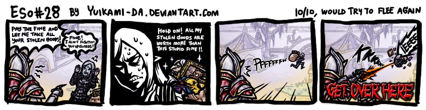 The Elder Scrolls Online - #28