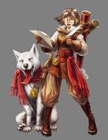 Pathfinder - Tanya Updated by yuikami-da