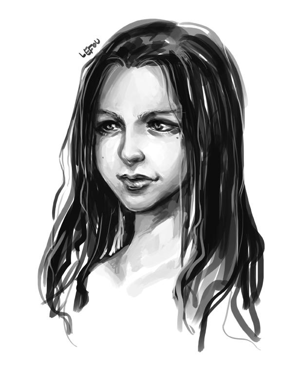 Lefou Portrait by yuikami-da
