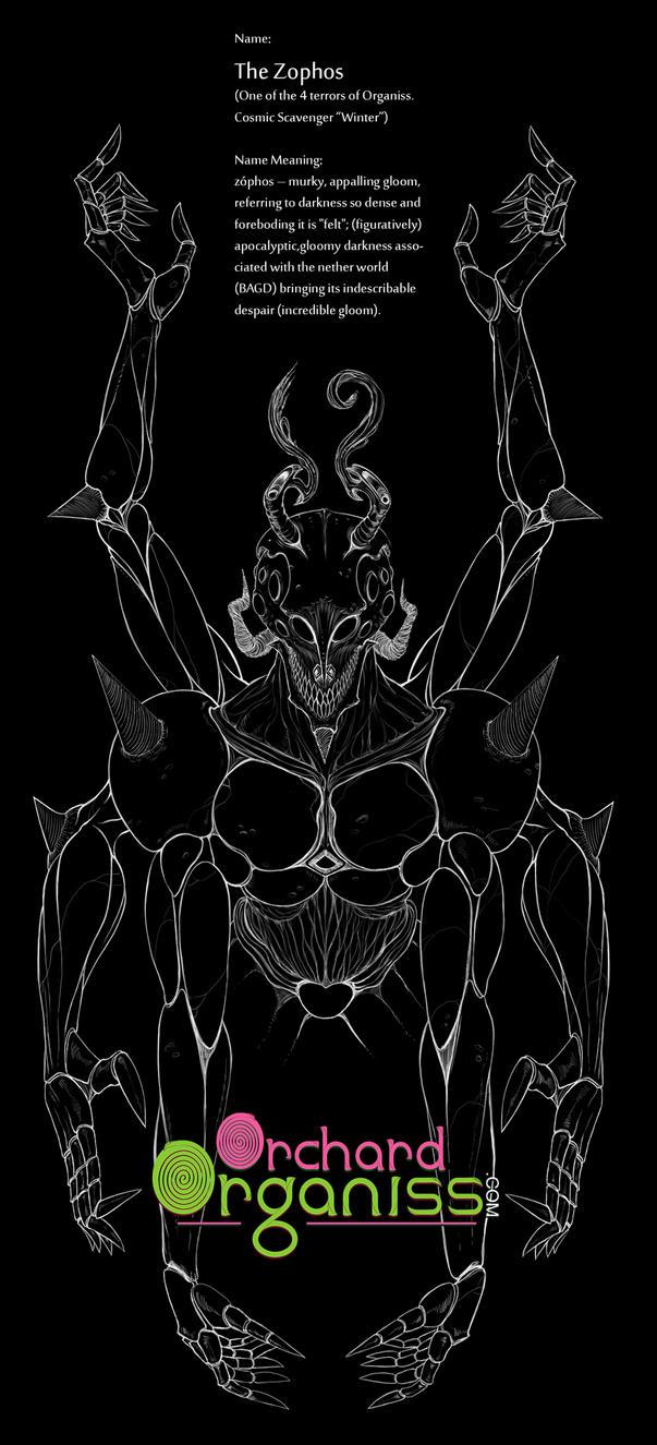 The Zophos by Lucent-OAK-Studios