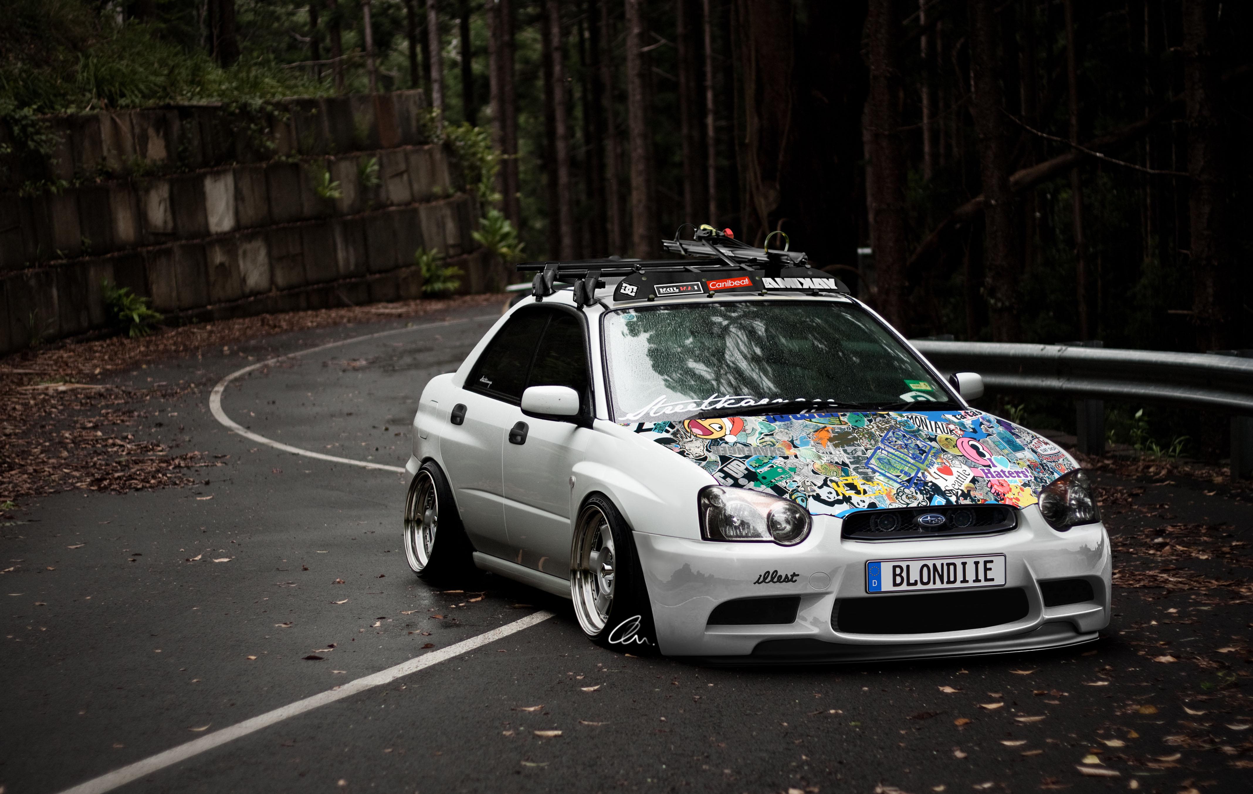 Stance Works Subaru Wagon by StanceHurts on DeviantArt