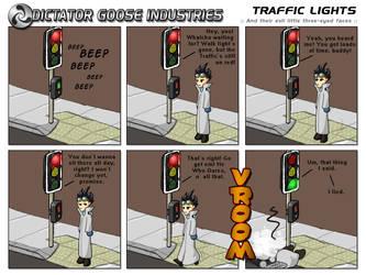 DGI - Traffic Lights by aprilchild