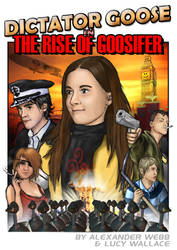 Rise of Goosifer front cover by aprilchild