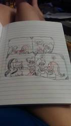 Clackerjack Doodles  by Freddles666