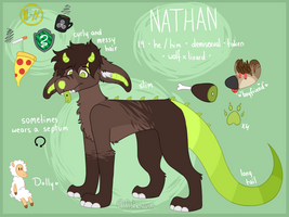 Nathan Reference Sheet [2019] by Ashesaur