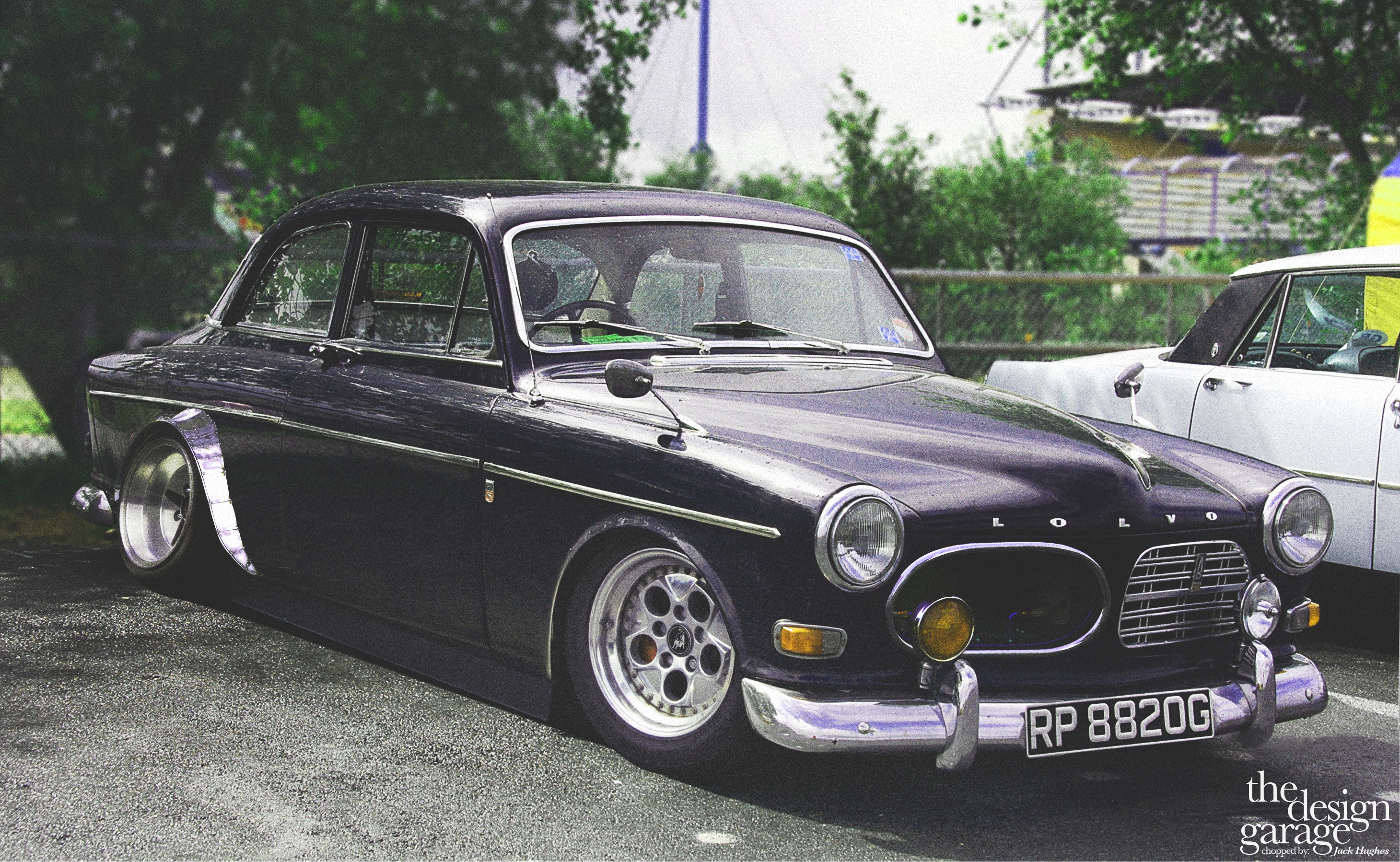 Volvo 122 S B 2 0 By Thedesigngarage On Deviantart