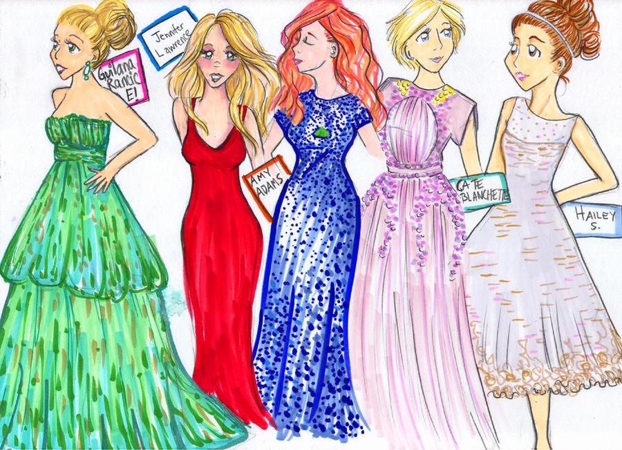 Oscars 2011 by TheNorthMint