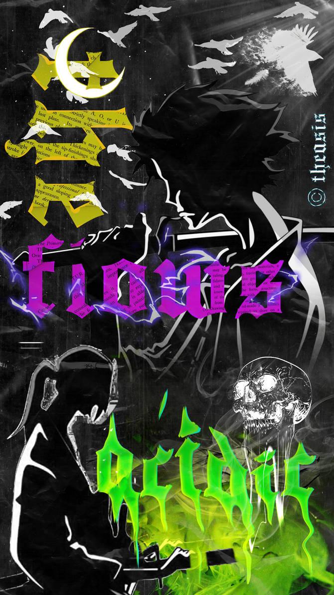 The flows acidic - first gfx artwork