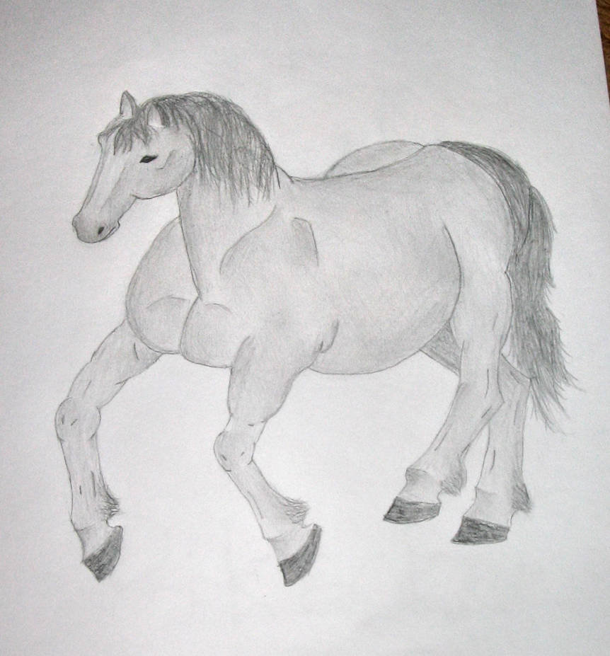WorkHorse drawing by lolotr111 on DeviantArt