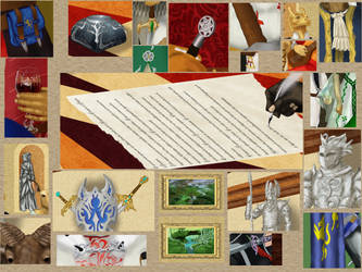 Traite Cindarin / Haradren : details by Lothindil
