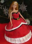Xmas Barbie