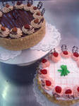 Continental Cakes II