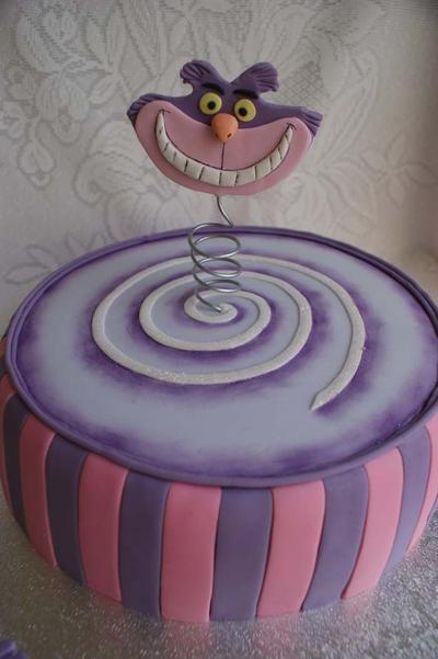 Cheshire Cat by Verusca
