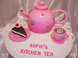 Kitchen Tea by Verusca