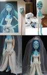 Corpse Bride Step-by-step