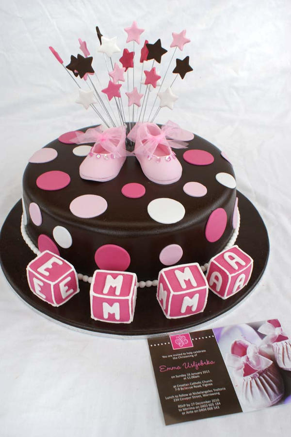 pin pink shoe cake think pin with gumpaste makeup and cake