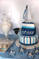 Nautical cakes by Verusca
