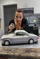 Holden Monaro GTS Cake by Verusca