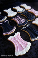 Corset Cookies by Verusca
