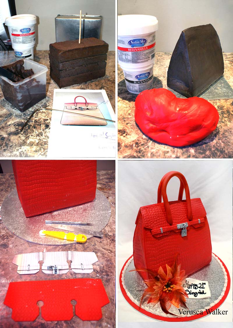 Hermes 3D Bag Step-by-step by Verusca