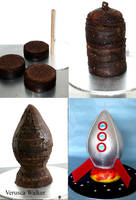 Rocket Step-by-step by Verusca