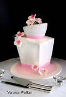 Vase Cake by Verusca
