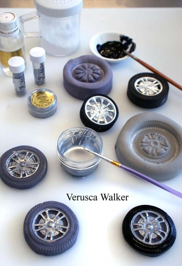 Making Wheels by Verusca