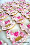 Rocking Horse Cookies