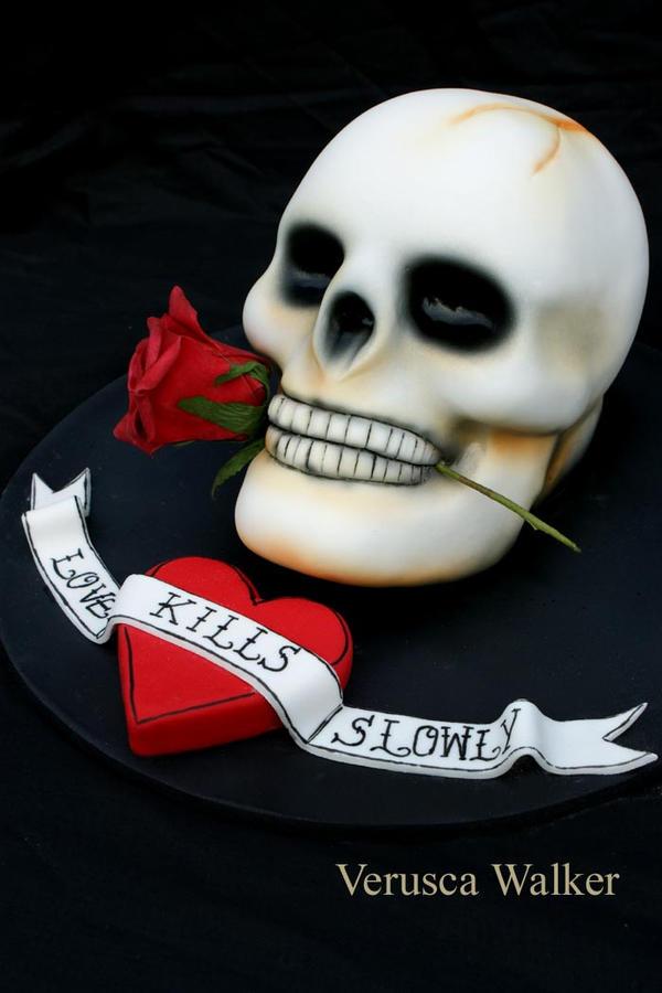 Love Kills slowly by Verusca