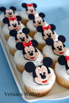 Mouse Cupcakes
