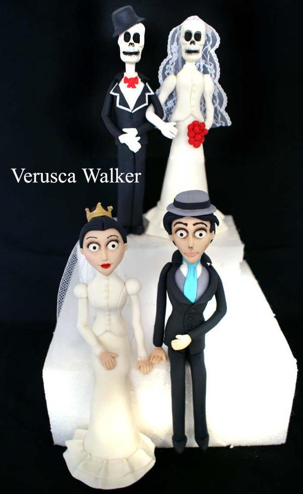 Creepy Figurines by Verusca