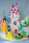 Princess Cake Theme