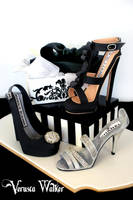 Shoe Cake by Verusca