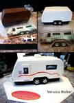 Caravan step-by step