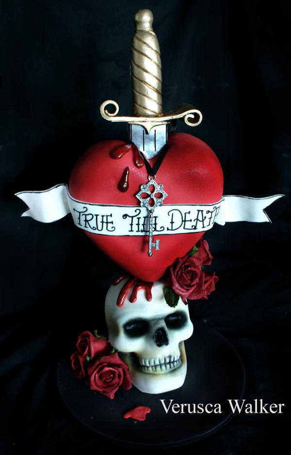 True Till Death by Verusca