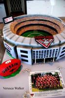 MCG Stadium Cake by Verusca