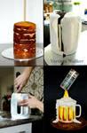 Beer Jar Cake
