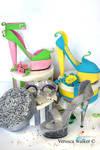 Brazilian High Heel Shoe
