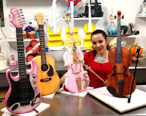 3D Music Instruments