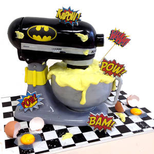 Batman KitchenAid