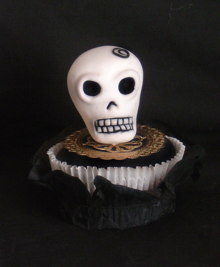 Emo Cup Cake