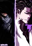 Ichigo vs Aizen.