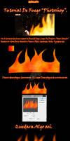 Tutorial De Fuego (Photoshop).