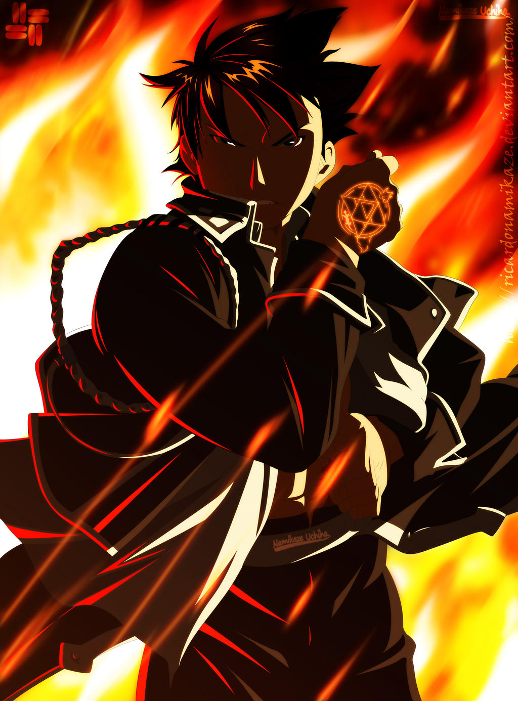 Roy Mustang Favourites By Dominopunkyheart On Deviantart