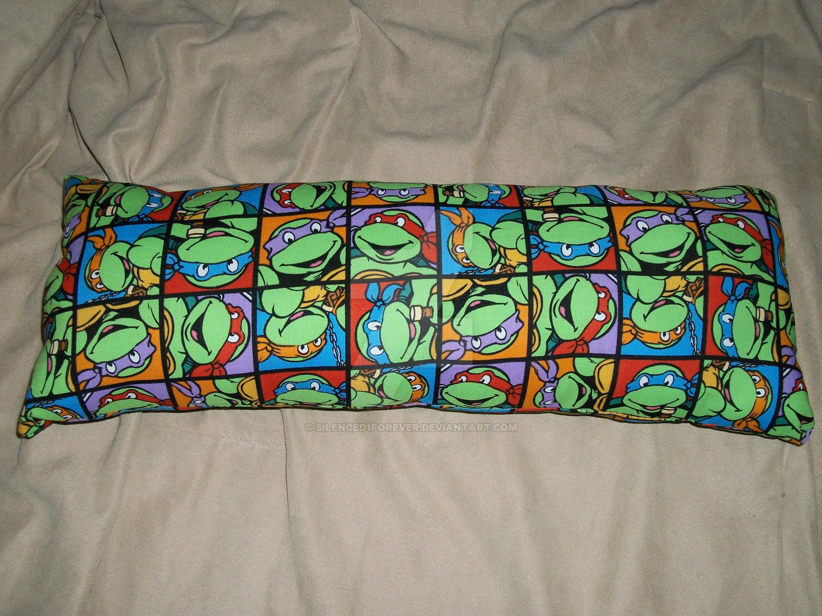 Decorative Teenage Mutant Ninja Turtles Pillow by SilenceD1ForeveR on DeviantArt