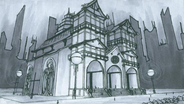 Church by weird-one