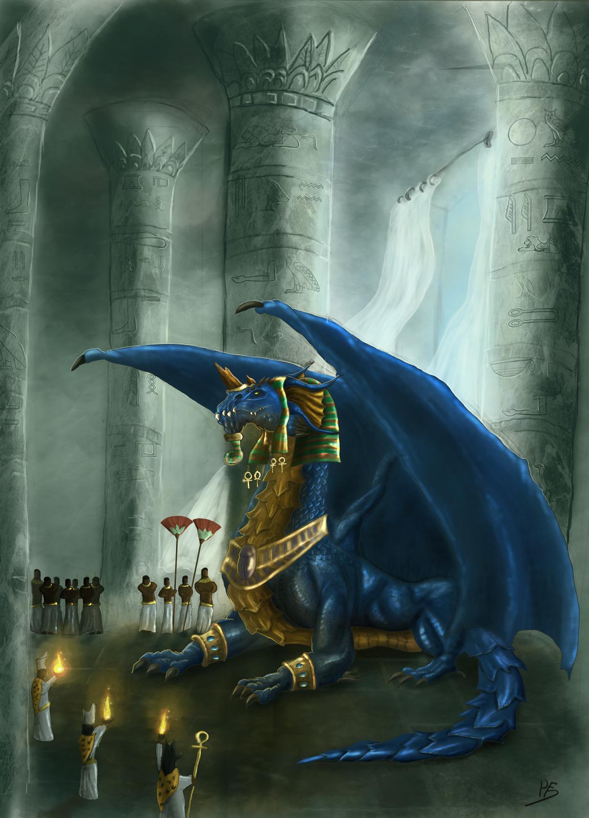 The Suzerain of Egypt by Netarliargus