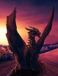 The Dragon of Tuscany