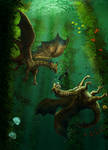 Kelp Forest Frolick