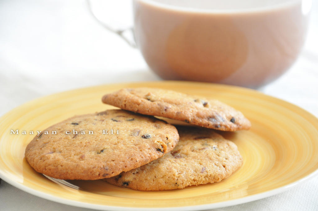 ChocolateChips Cookies by TigerQG